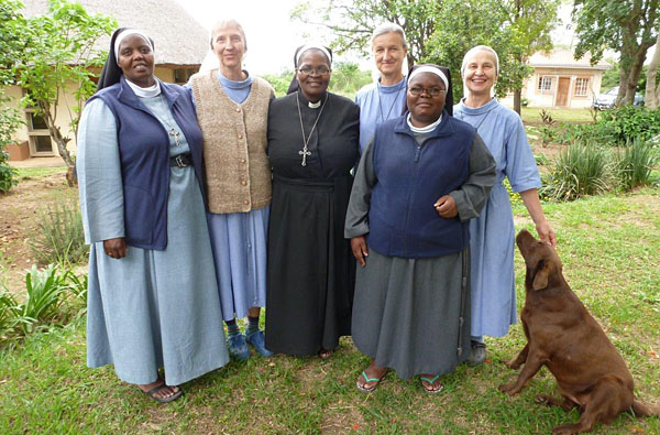 Witwer aus Südafrika